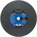 FLEXOVIT 14 X 1/8 X 20MM HIGH SPEED CUTOFF WHEEL  A24/30SB 10/BX F5653