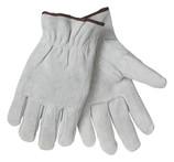 Tillman® Large Pearl Standard Split Grain Cowhide Unlined Drivers Gloves - CLEARANCE SALE