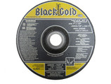 "Flexovit Black Gold 4-1/2""X1/4""X5/8-11 ZA20Q  Heavy Duty Depressed Center Grinding Wheel - A1244H - CLEARANCE SALE"