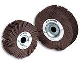 Flexovit 6 x 1 x 1 A80 Flap Wheel for Bench Grinder - PJ523 - CLEARANCE ITEM