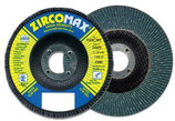 "Flexovit - 4-1/2 x 7/8"" 60 Grit Flap Disc - Z4590F - CLEARANCE SALE"