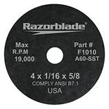 "Flexovit  4"" x 1/16 x 5/8"" Angle Grinding Disc A60TB - F1010 - CLEARANCE SALE"