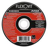 "Flexovit 4"" x 1/8"" x 5/8""  Depressed Center Combination Wheel A30S Type 27 - A0264 - CLEARANCE SALE"