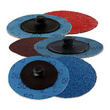 "Flexovit 2"" Spin on  Quick Change Sanding Disc Grit A36 - S0220S - CLEARANCE ITEM"