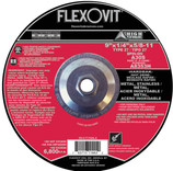 "FLEXOVIT 9"" X 1/4"" X 5/8-11 Type 27 SP A30S grinding disc/WHEEL A8353H"