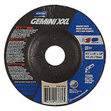 "Norton Gemini Depressed Center Disc - 6"" x 1/4"" x 5/8-11 A30S Type 27 - CLEARANCE SALE"