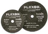 "FLEXOVIT 3"" X 1/16 X 3/8 ZA46T CUTOFF DISC/WHEEL-50/box F0324"