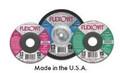FLEXOVIT 4-1/2 X 1/4 X 5/8-11 ALUMINUM A24ALU DEPRESSED CENTER GRINDING DISC/WHEEL 10/BX A1203H