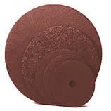 "FLEXOVIT 4-1/2"" X 7/8"" RESIN FIBER SANDING DISC - A36 GRIT METAL, STAINLESS 25/BX 32217"