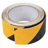 Performance Tool W514 2 x 16 in. Black & Yellow Grip Tape