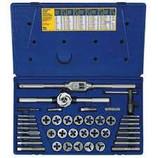 Irwin 585-97094 Irwin Hanson® 25-pc Fractional Tap & Hex Die Sets - Hexagon Plug