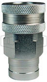 DIXON FEMALE COUPLER QUICK DISCONNECT HYDRAULIC FITTING 4KF4
