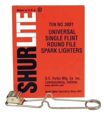 9db481cd177 SHURLITE STRIKER SPARK LIGHTER - 3001 - Riverview Industrial Supply