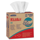 KIMBERLY CLARK WYPALL X60 WIPERS (126/box) - 34790