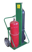 SAF-T-CART 400 SERIES BOTTLE CART 401-14FW