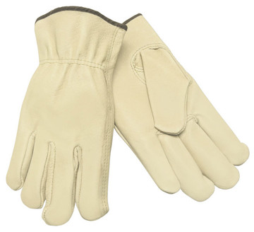 Memphis 3411 Drivers Glove (M / L / XL)  Memphis 3411 Pigskin Drivers gloves have excellent abrasion resistance. Offers greatest breathability because of the porous nature of the hide and becomes softer with use. Inherently retains natural softness after exposure to water.