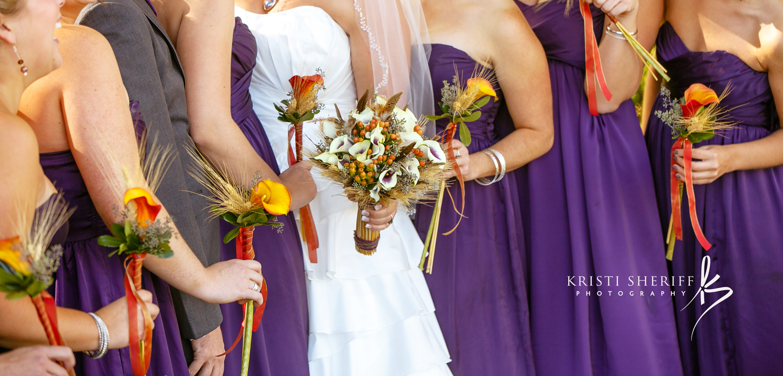 Fall wedding favorite -