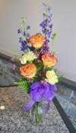 Sunny Enchantment Vase
