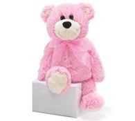 Silky pink Bear