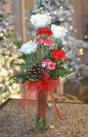 Winter Enchantment vase