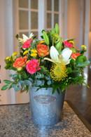 Bucket O' Blooms