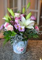 Belle  Fleur Bucket