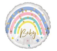 Baby Rainbow Balloon