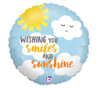 Sunshine and Smiles Balloon