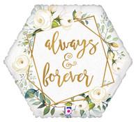Always & Forever Balloon