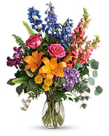 Colors of the Rainbow by Teleflora