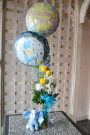 Welcome Baby Boy package