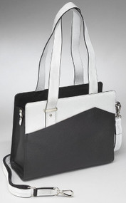 Black & White Purse Portfolio
