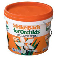 Strike Back For Orchids Fertliser 4kg