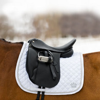 Horze Silver Cord Dressage Saddle Pad