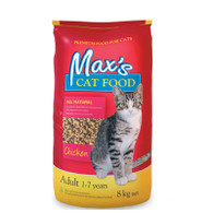 Coprice Max's Cat food Adult 1-7 Years Chicken 8kg