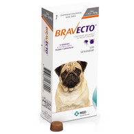 Bravecto Chewable Tablet for Dogs 4.5-10kg