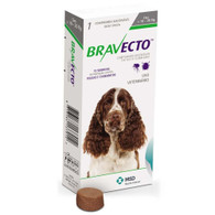 Bravecto Chewable Tablet for Dogs 10-20kg