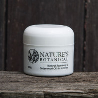 Nature's Botanical Rosemary and Cedarwood Creme 100g