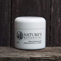 Nature's Botanical Rosemary and Cedarwood Creme 260g