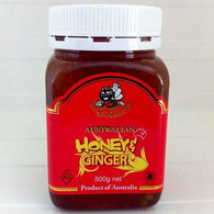 Honey and Ginger 500g