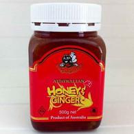 Honey and Ginger 500g