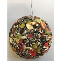 Lollipop Seedbell Fruit/Nut 200g