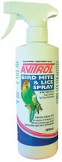 Findos Avitrol Bird Mite Lice Spray 500ml