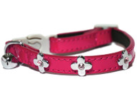 ELECTRIC PINK CAT COLLAR