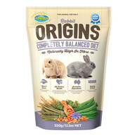 Vetafarm Origins Rabbit Pellets 350g