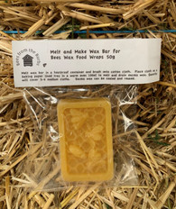 Bee Wax Food Wrap Melt 50g