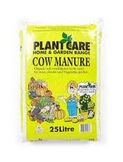PLANT CARE COW MANURE 25 LITRE