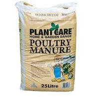 PLANT CARE POULTRY MANURE