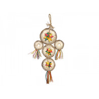 ROSEWOOD WOVEN WONDERS DREAM CATCHER
