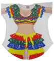 Bikini Coverup T-Shirt #71 - Cha Cha Girl Regular Size